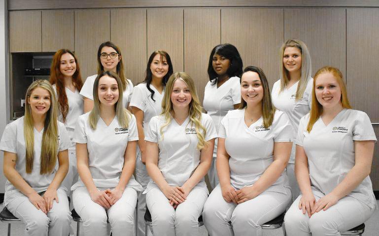 Étudiantes en Soins infirmiers