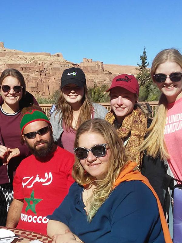 Éducation spécialisée stage Maroc