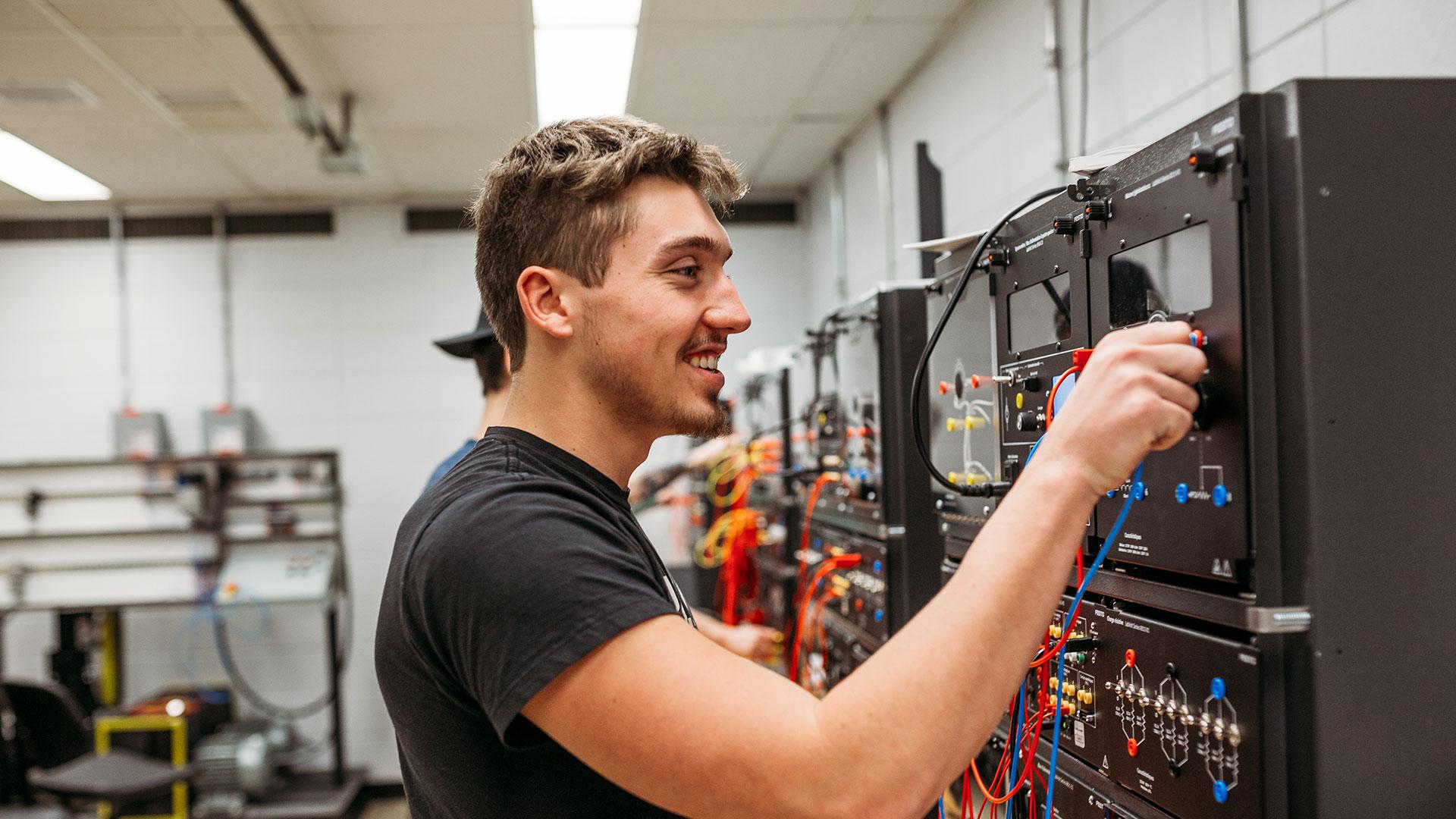 Électronique industrielle emplois