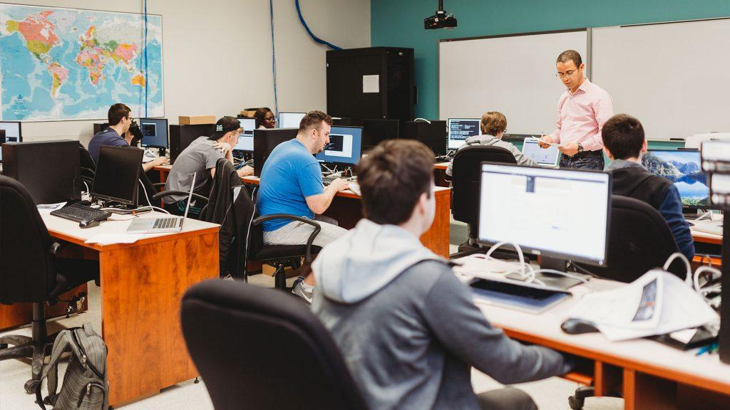 Techniques de l'informatique laboratoire