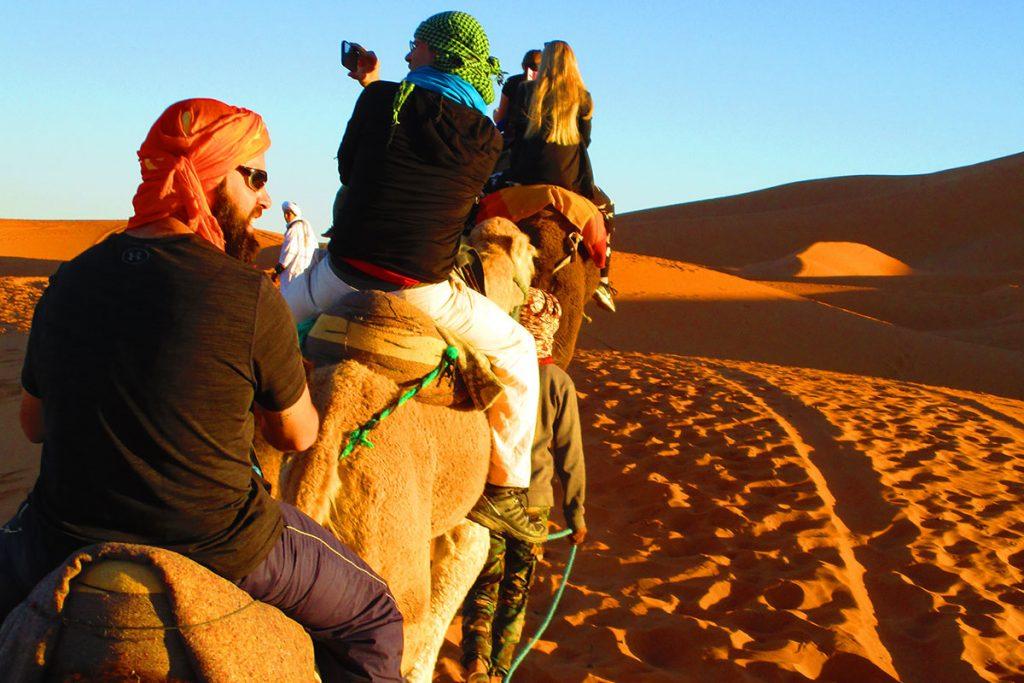 Stage Maroc