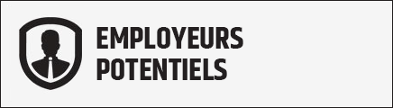 Bouton Employeurs potentiels